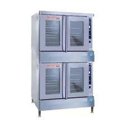 Blodgett BDO-G Full-Size Gas Value Convection Oven Double Stack - BDO-100G-ES DB