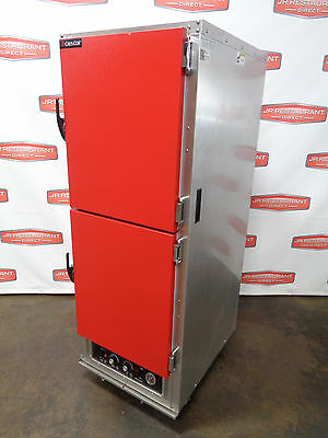 Never Used! Cres Cor Electric Proofer/heated Holding Cabinet On Casters.