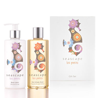 Seascape Island Apothecary Les Petits Duo Gift Set (2 x 300ml)