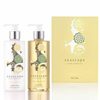 Seascape Island Apothecary Refresh Duo Gift Set (2 x 300ml)