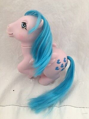 Vintage My Little Pony G1 Hasbro SPRINKLES From Waterfall Playset