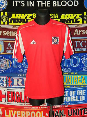 5/5 Chicago Fire adults L 2011 MINT rare football shirt jersey trikot soccer