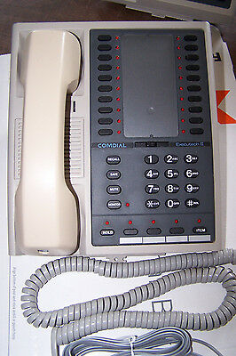 Comdial Executech 6620-Pg  Excellent Condition***see Pictures*******