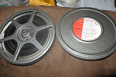 Vintage 8mm Home Movie Film Reel RC Luther League L L of A Convention 1953