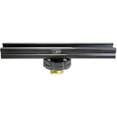 "Vidpro 5"" Sliding Shoe-Mount Extension Bar"