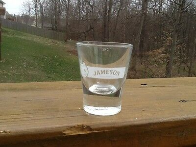 Jameson Irish Whiskey Shot Glass 1.5 oz.