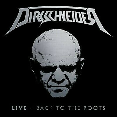 Live - Back To The Roots - Dirkschneider 884860159920 (CD Used Very Good)