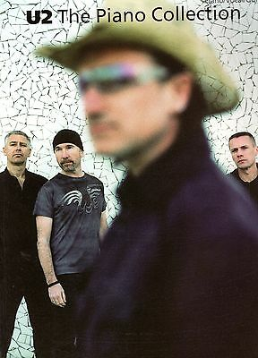 U2: the Piano Collection (2006, Paperback) Music Book for Piano / Vocal / Guitar