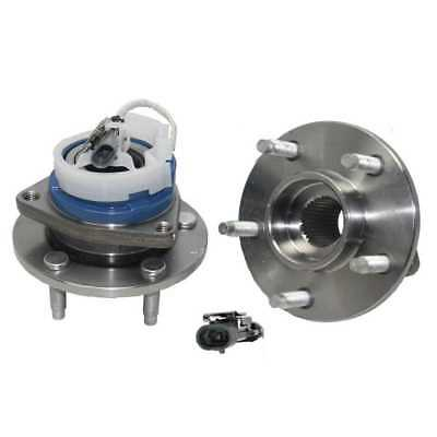 New Pair of Wheel Hub & Bearing Assemblies W/ABS With Lifetime Warranty