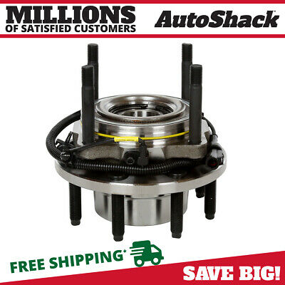 Front Wheel Hub Bearing 8 Stud for 2005-2010 Ford F-250 Super Duty 4WD AWD