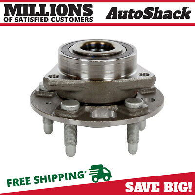 New Front and Rear Wheel Hub Bearing Assembly fits Buick Cadillac Chevy GMC Saab