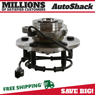 Front Hub Bearing Assembly for 2002 2003 2004 2005 Dodge Ram 1500 4 Wheel ABS