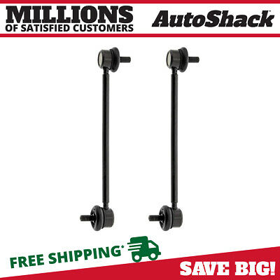 New Pair of (2) Front Sway Bar Link Kits fits Pontiac Scion Toyota