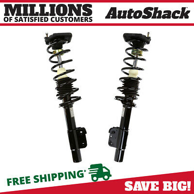 New Complete Strut Assembly Rear Pair fits Chevrolet Pontiac Oldsmobile
