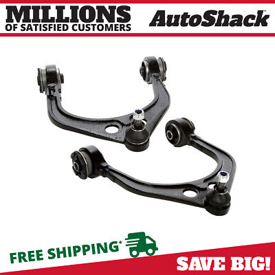 Front Upper Control Arm w/ Ball Joint Pair Set for Dodge Charger Magnum 300 RWD