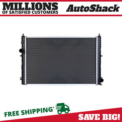 New Prime Choice Complete Aluminum Radiator fits 2000-2004 Land Rover Discovery