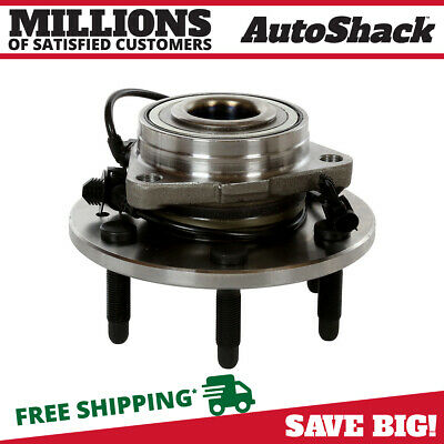 New Front Wheel Bearing & Hub Assembly Chevy Silverado 1500 Escalade Tahoe 4x4