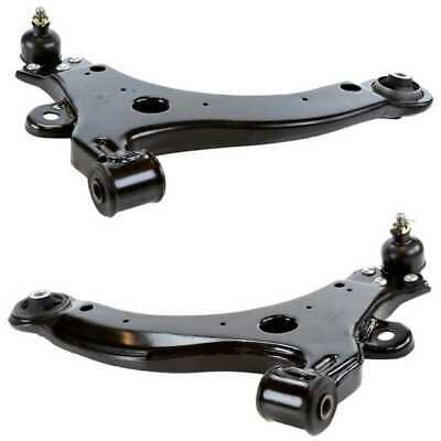 New Pair of Front Lower Control Arms with Ball Joints fits Buick Chevy Pontiac