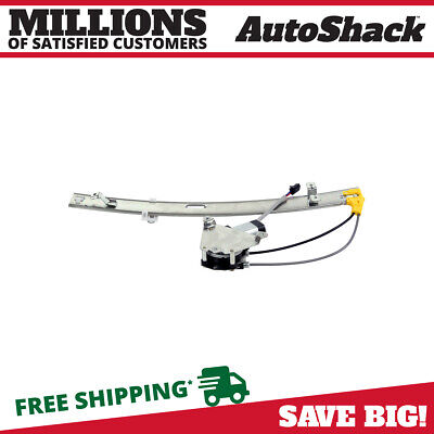 New Rear Left Drivers Side Window Regulator w/Motor fits 02-07 Jeep Liberty