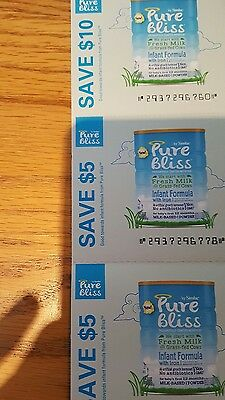 pure bliss formula coupons $20