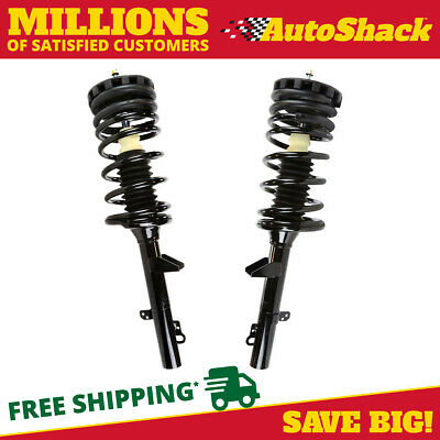 New Set of 2 Rear Complete Struts fits 94-07 Ford Taurus 94-05 Mercury Sable