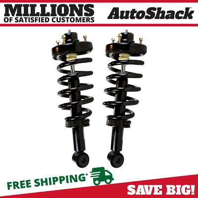New Rear Pair of (2) Complete Struts fits Ford Expedition Lincoln Navigator