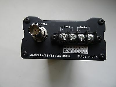 Antenna Tuner S/n 000835 Magellan Systems Corp. **made In Usa**