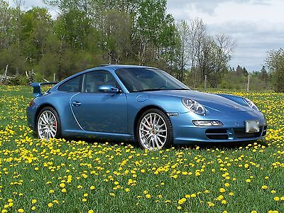 Porsche: 911 Carrera S 2006 Porsche 911 Club Coupe - Rare! Number 39 of 50 Produced