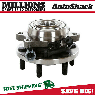 New Front Hub Bearing Assembly for a Nissan Frontier Pathfinder Xterra