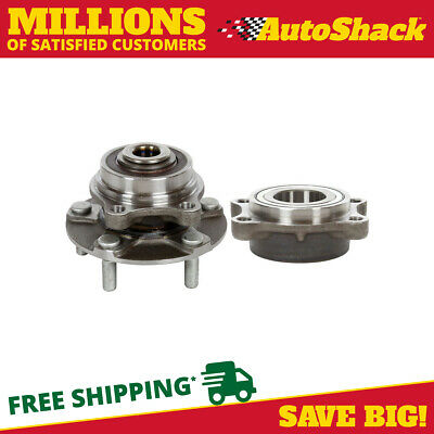 Hub Bearing Assembly Pair for 2003 2004 2005 2006 2007 2008 2009 Nissan 350Z