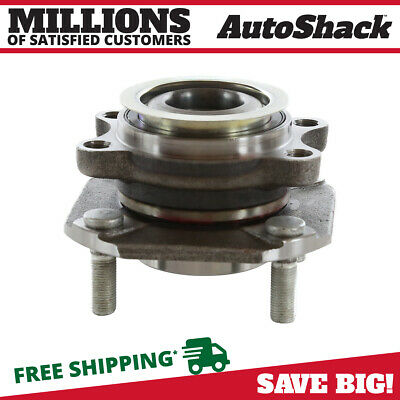 Front Hub Assembly for 2007 2008 2009 2010 2011 2012 Nissan Sentra 4 Wheel ABS