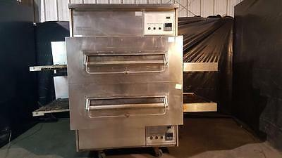 Middleby Marshall PS360S Double Stack Pizza Conveyor Ovens