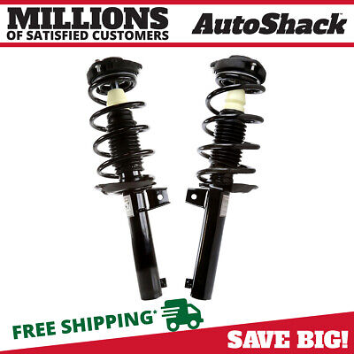 Front Pair (2) Complete Struts Assembly w/coil and springs Fits 2005-2012 Jetta