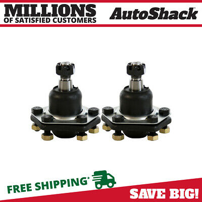 FRONT LOWER 2 BALL JOINT SET fits CHEVROLET S10 BLAZER OR GMC SONOMA JIMMY 4WD