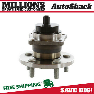 Rear Left Or Right Wheel Bearing Hub Assembly fits 09-11 Toyota COrolla Matrix