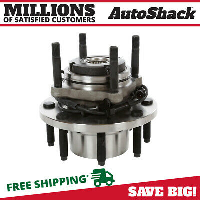 Front Wheel Hub & Bearing Assembly Fits Ford Excursion F250 F350 Super Duty 4WD
