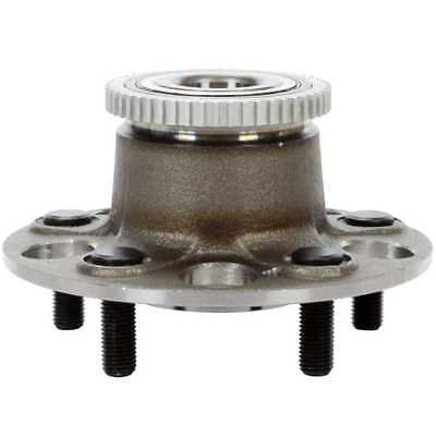 One New Rear Left or Right Premium Wheel Hub And Bearing Assembly Unit