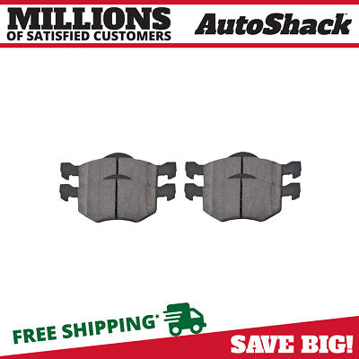 New Front Ceramic Disc Brake Pads fits Ford Escape Mazda Tribute Mercury Mariner