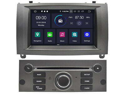 S160 Quad Core Android 4.4 Car DVD GPS Radio Stereo for Peugeot 206 1998-2009