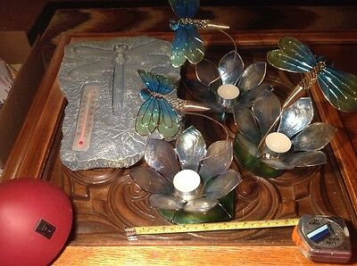Dragonfly lot of collectables BEAUTIFUL