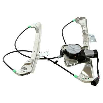 New Power Window Regulator w/Motor Front Passenger Side for Grand Am Alero Coupe
