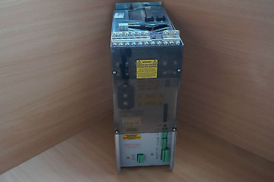 INDRAMAT Power Supply TVM-1.2-50-220/300-W0-220/380 TVM-1.2-050-220/300-W0