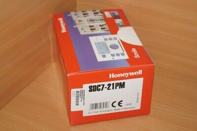 Honywell Heating Controller Sdc7-21pm