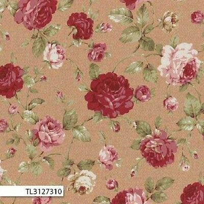 Antique Flower TL3127310 Lecien Fabric/Quilting/Patchwork