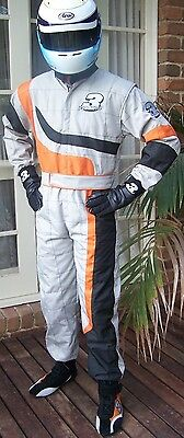 Kart Suit       Super Sell Out      Size 50     Rrp Was $250