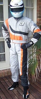 Kart Suit       Super Sell Out   Size 48      Rrp Was $250