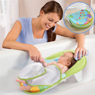 Baby Bath Tub Bath Net with Foldable Bed Specifically Design for Newborn Infant
