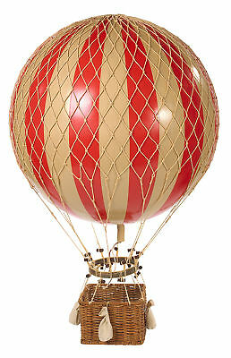 Authentic Models Jules Verne Balloon, True Red - Jules Verne Ballon, rot