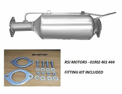 Ford Focus C-Max 2.0Tdci 3/04-7/10 Exhaust Diesel Particulate Filter / Dpf