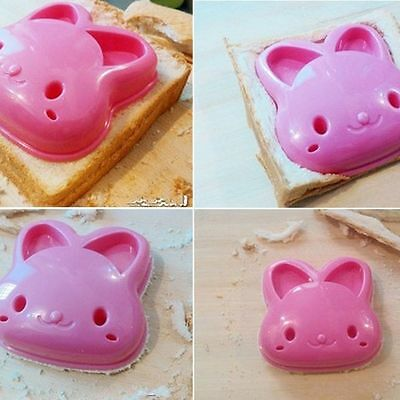 Hot Tool Mold Sandwich Bread Mould Cutter Home Cookie